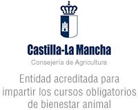 Entidad acreditada por la Junta de Comunidades de Castilla-La Mancha